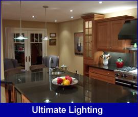 Ultimate Lighting Installation - Detail