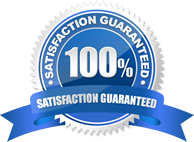100% Guarantee Seal